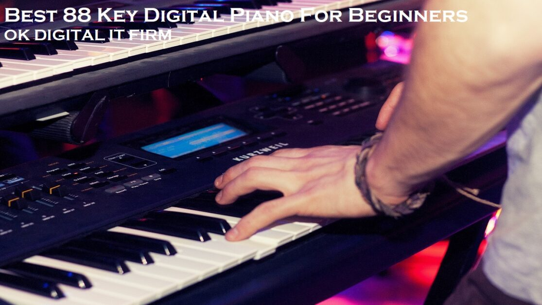 Top 17 Best Amazon Digital Piano For Beginners In 2021