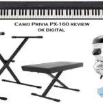 Casio Privia Px-160 Review