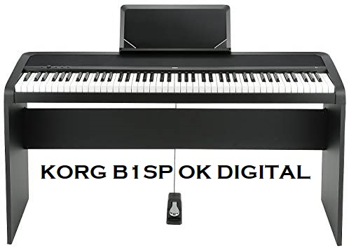 Top Best Korg B1 88 Key Digital Piano with Enhanced Speaker System