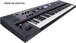 Best Roland VR-09-B Review Of V-Combo Live Performance Organ Keyboard Bundle w/Stand