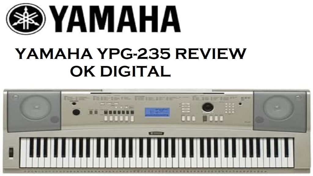 Best Yamaha YPG-235 76-Key Portable Grand Piano In 2020