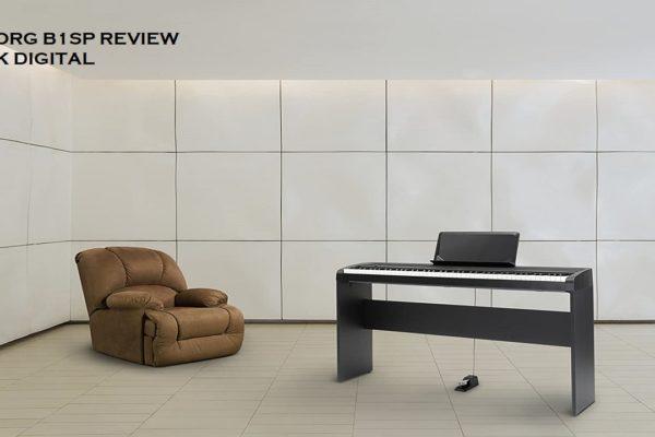Top Best Korg B1 88 Key Digital Piano with Enhanced Speaker System