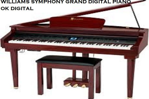 Best Williams Symphony Grand Digital Piano Review - The Best Choice In 2019-20
