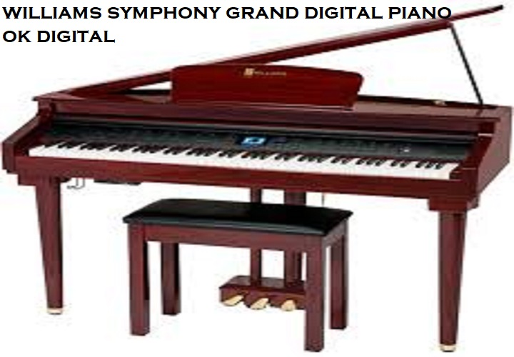 The Best Williams Symphony Grand Digital Piano Review