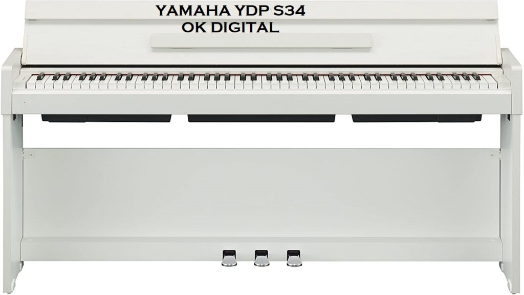 Yamaha YDP S34 Review 2020-An Extraordinary Piano In The Year 2020?