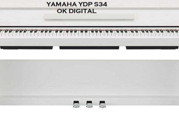 The Best Yamaha YDP-S34 Arius Series Slim Digital Console Piano In 2020