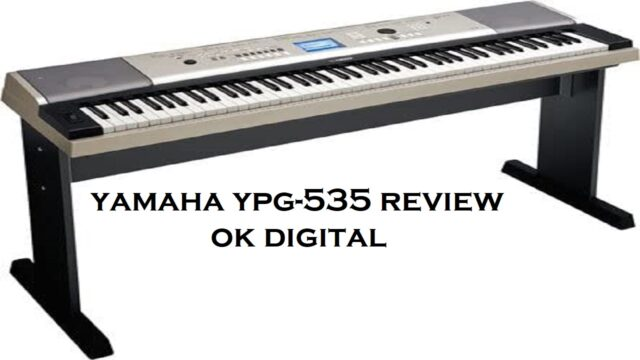 Best Yamaha YPG-535 Review Of Portable Grand Piano In 2020