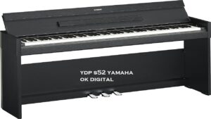 Best Yamaha YDP S52 Traditional Console Style Digital Piano In 2020