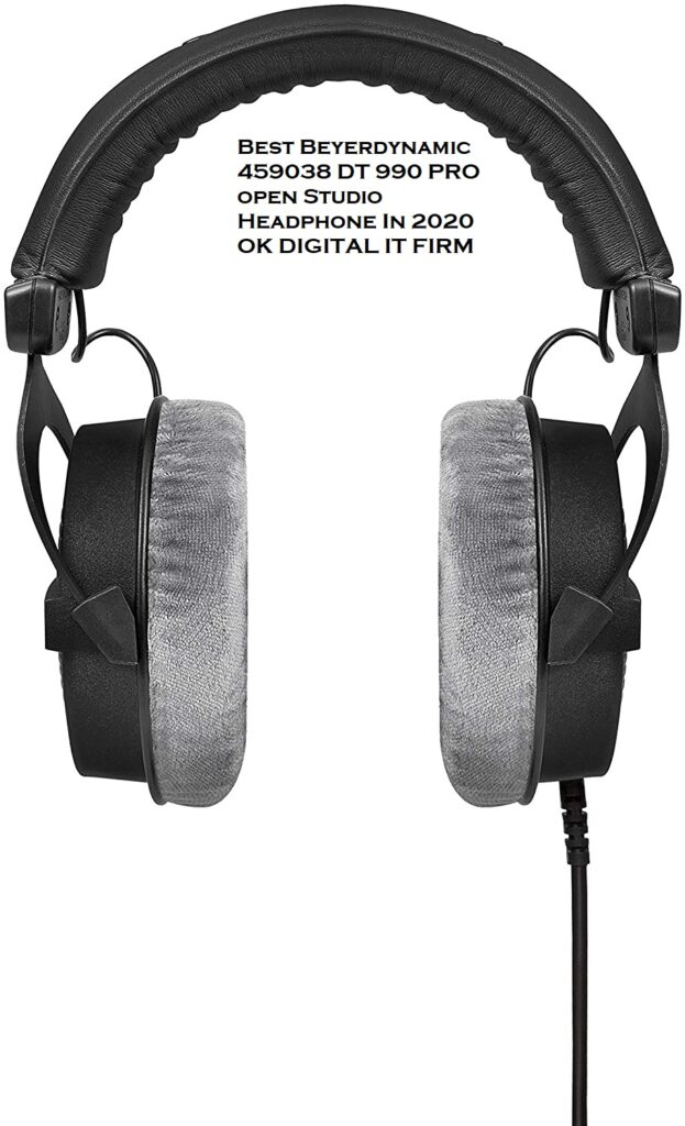 Best Beyerdynamic 459038 DT 990 PRO open Studio Headphone In 2020