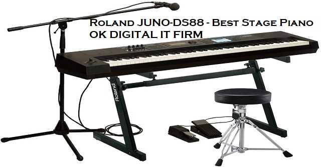 Roland JUNO-DS88 - Best Stage Piano