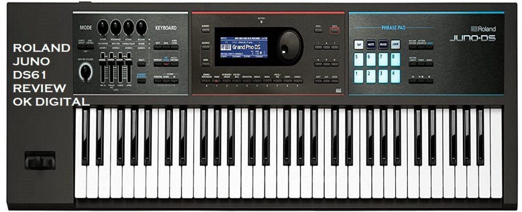 Roland Juno DS61 Reviews