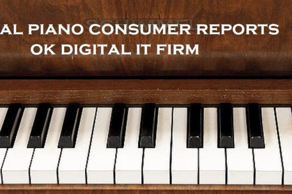 digital piano consumer reports