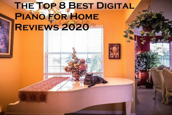 The Top 8 Best Digital Piano for Home Reviews 2020
