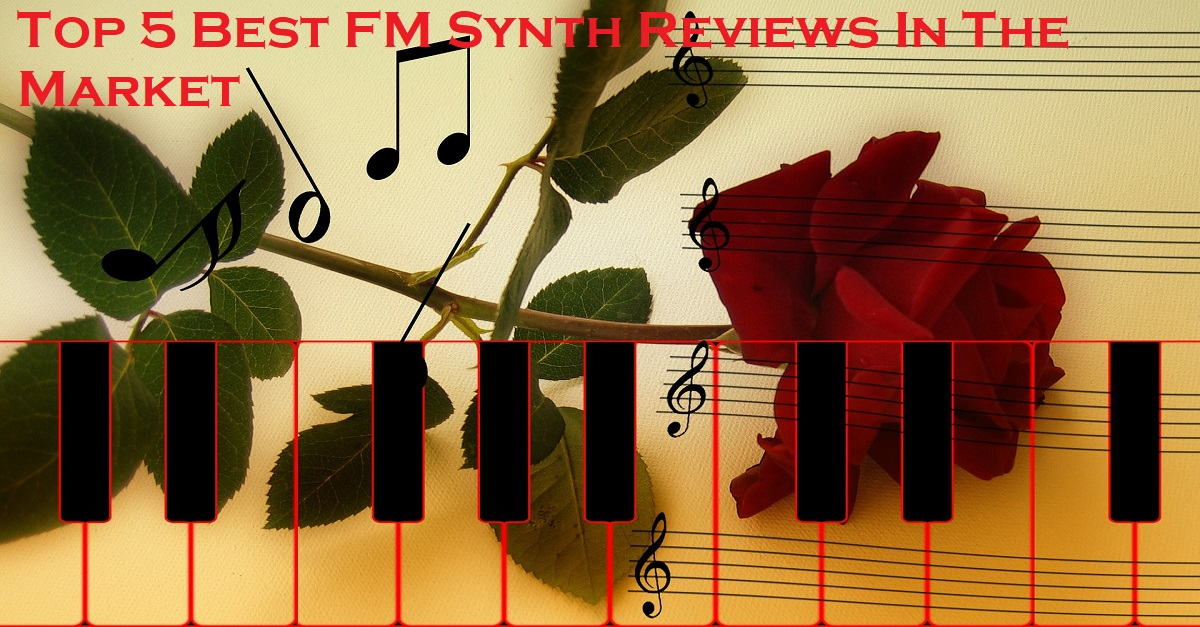 Top 5 Best FM Synth Reviews In The Market