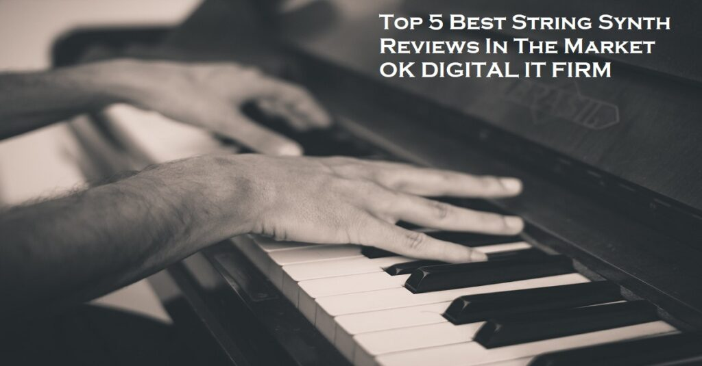 Top 5 Best String Synth Reviews In The Market