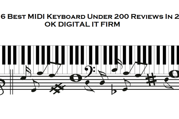 Top 6 Best MIDI Keyboard Under 200 Reviews In 2020