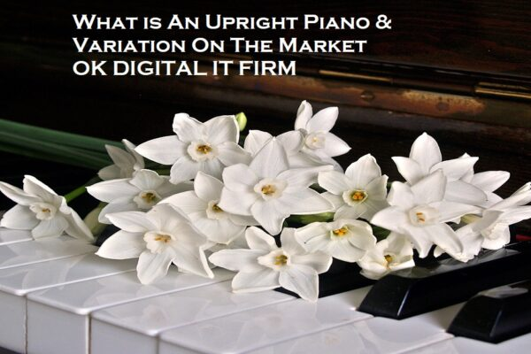 What is An Upright Piano & Variation On The Market