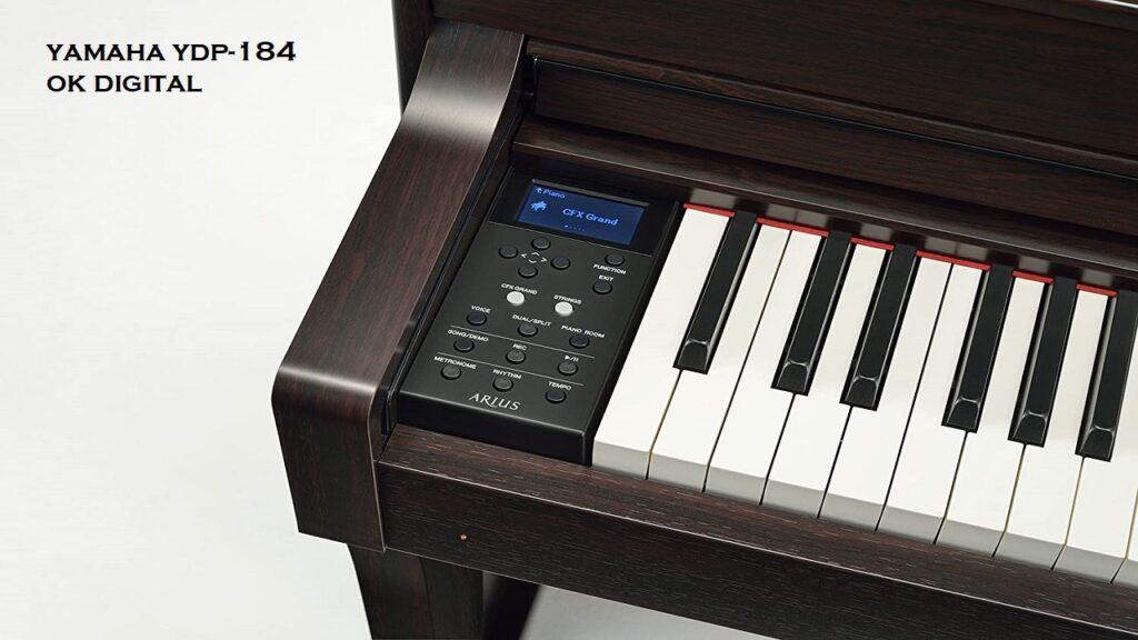 Yamaha-YDP-184-2