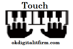 touch responsive