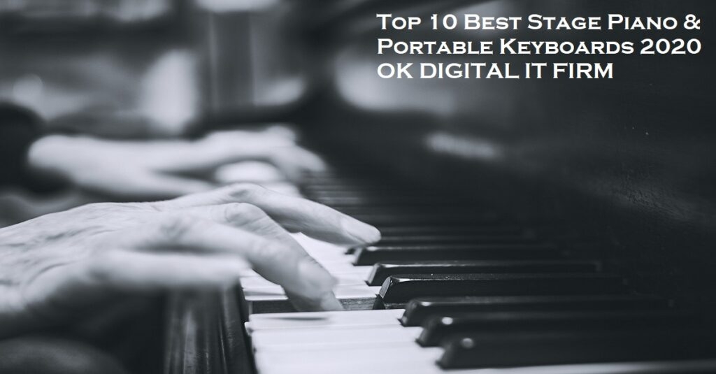 Top 10 Best Stage Piano & Portable Keyboards 2021