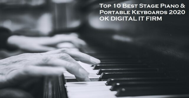 Top 10 Best Stage Piano & Portable Keyboards 2020