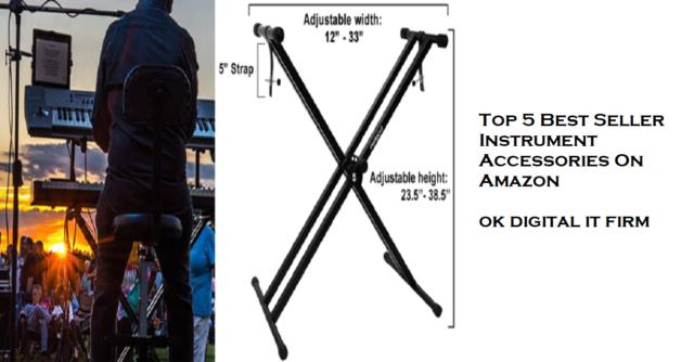 Top 5 Best Seller Instrument Accessories On Amazon