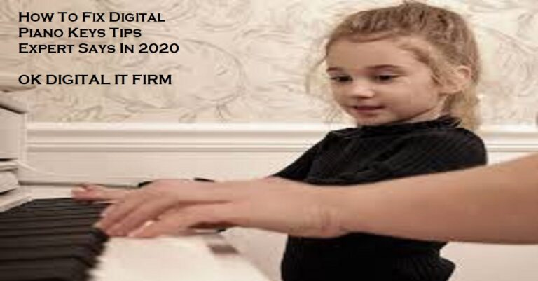 How To Fix Digital Piano Keys Tips Expert Says In 2021