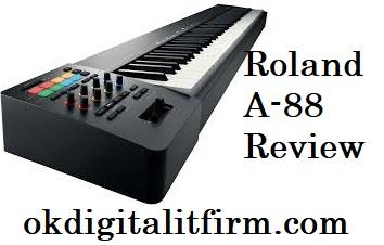Roland A-88 Review