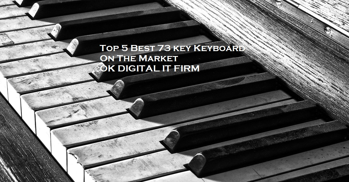 Top 5 Best 73 key Keyboard On The Market