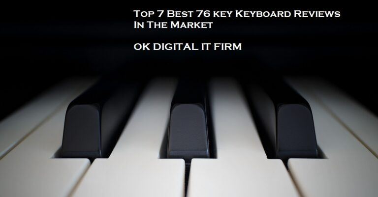 Top 7 Best 76 key Keyboard Reviews In The Market