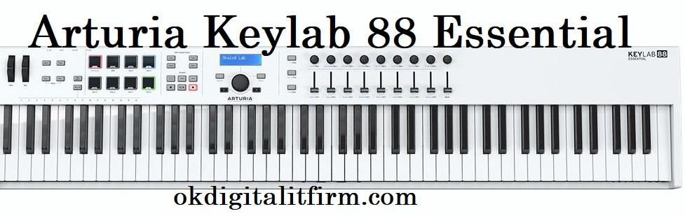 arturia keylab 88 essential