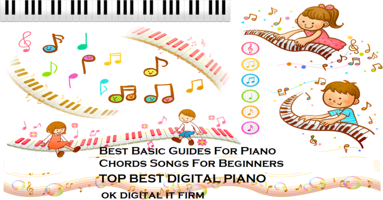 Best Basic Guides For Piano Chords Songs For Beginners