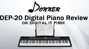 Donner DEP-20 Beginner Digital Piano