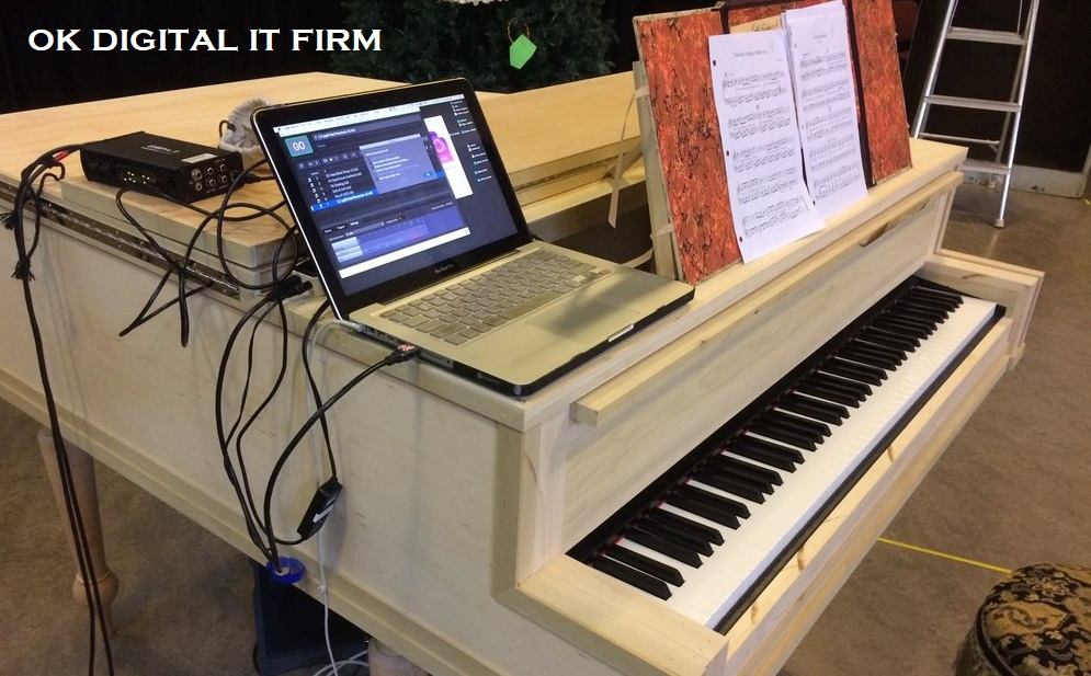 How To Record Yourself Playing Piano