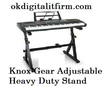 Knox Gear Adjustable Heavy Duty Stand