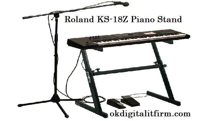 Roland KS-18Z Piano Stand
