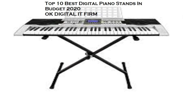 Top 10 Best Digital Piano Stands In Budget 2020