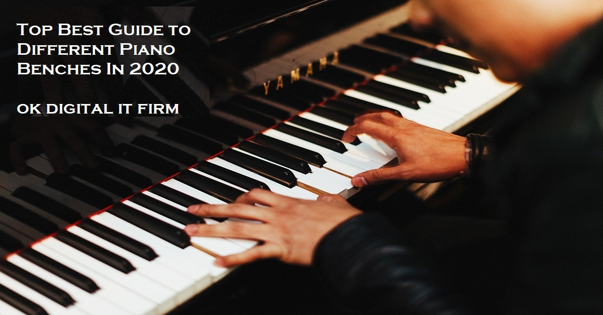Top Best Guide to Different Piano Benches In 2020