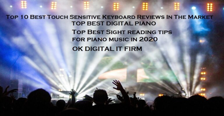 Top Best Sight reading tips for piano music in 2020