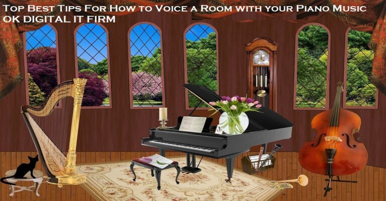 Top Best Tips For How To Piano Sound Absorbing Casters For Voice A Room!