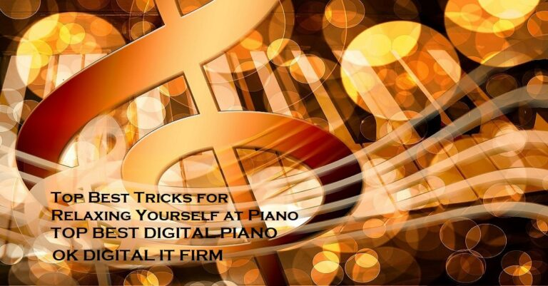 Top Best Tricks For Soft Relaxing Piano Music Yourself