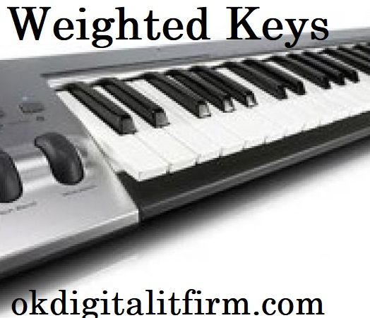 Weighted Keys