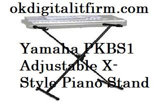 Yamaha PKBS1 Adjustable X-Style Piano Stand