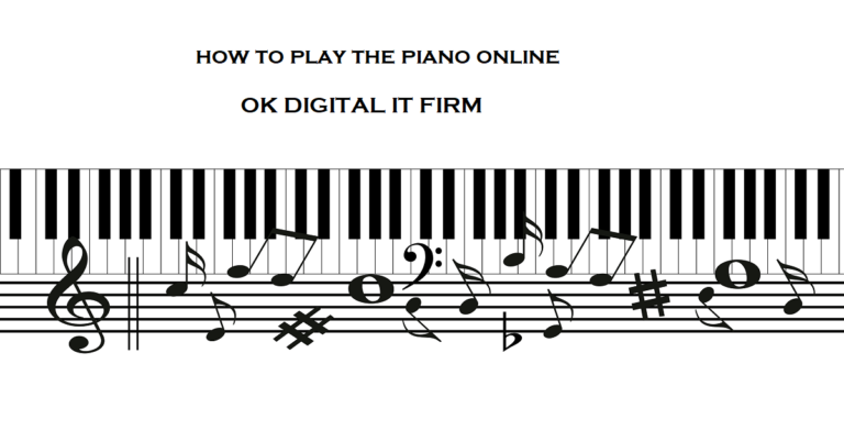 How To Play Piano Online Free? Discover Here