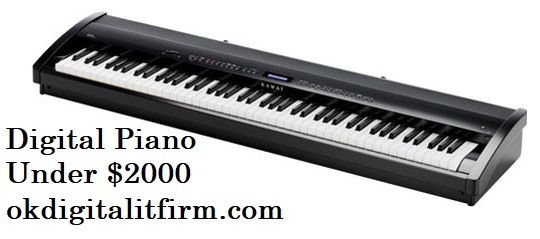 Digital Piano Under $2000