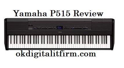 Yamaha P515 Review